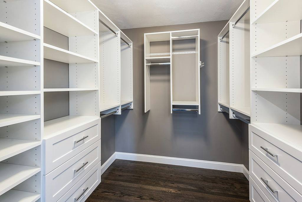 Brigham Hill Estates - Closet