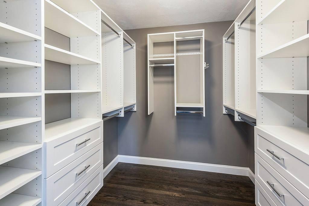 Brigham Hill Estates - Closet