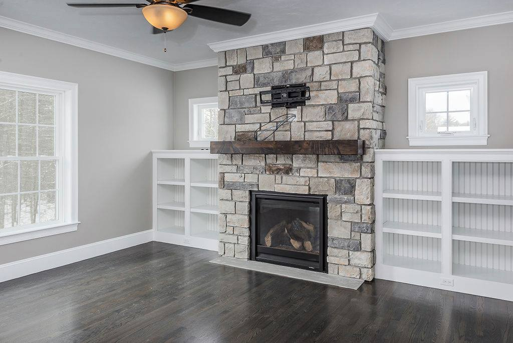 Brigham Hill Estates - Fireplace