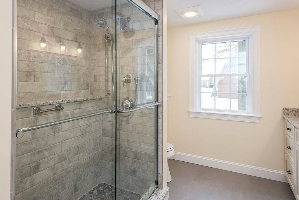 Brigham Hill Estates - First-Floor-Bathroom