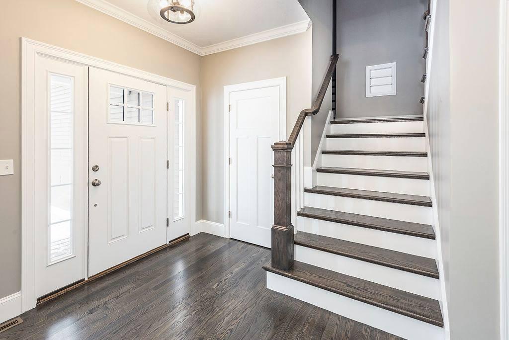 Brigham Hill Estates - Front Door