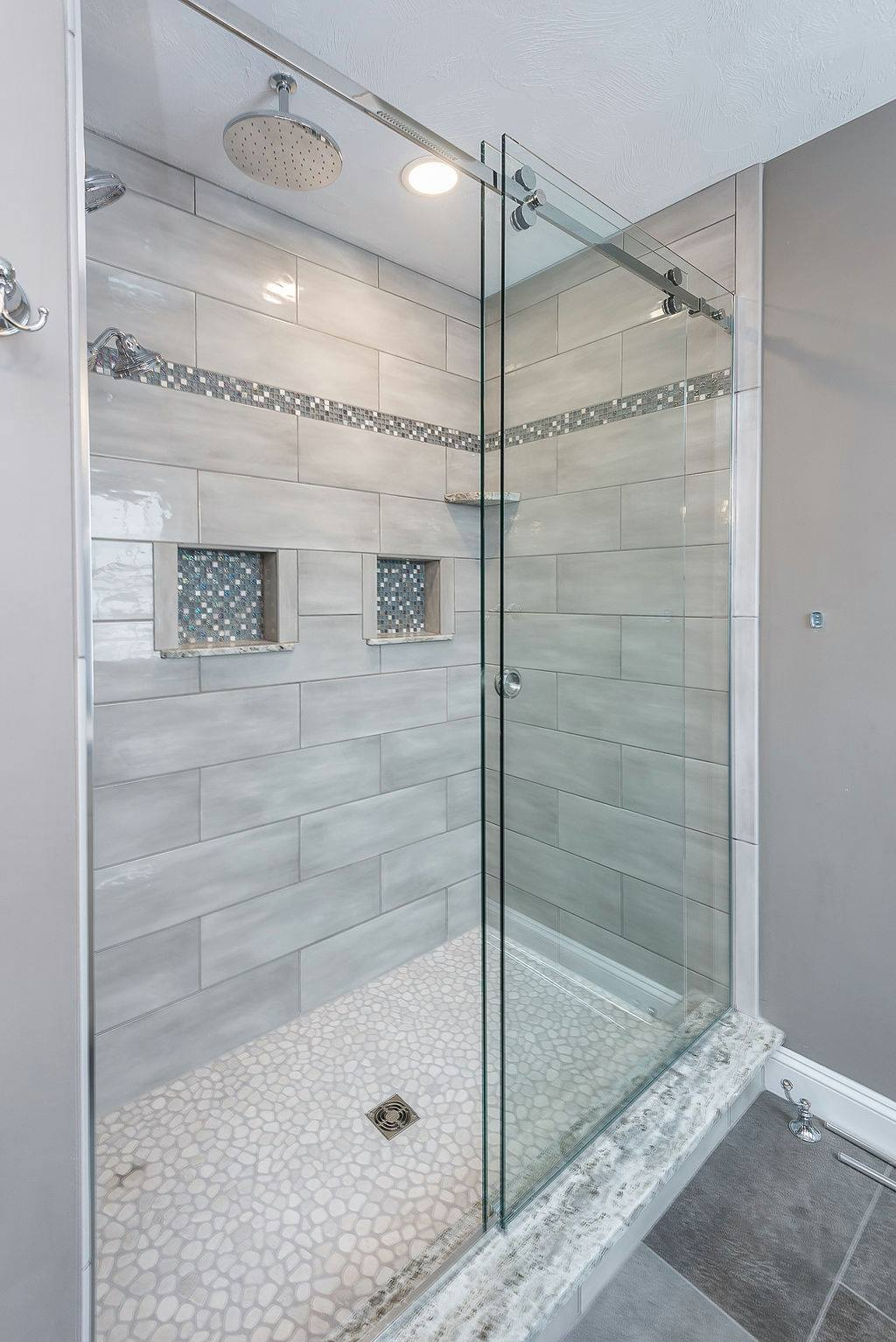 Brigham Hill Estates - Shower1